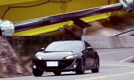 J-Fiber碳纖維傳動軸Toyota 86實測 Dry Carbon Driveshaft on road test [ENG SUB ]