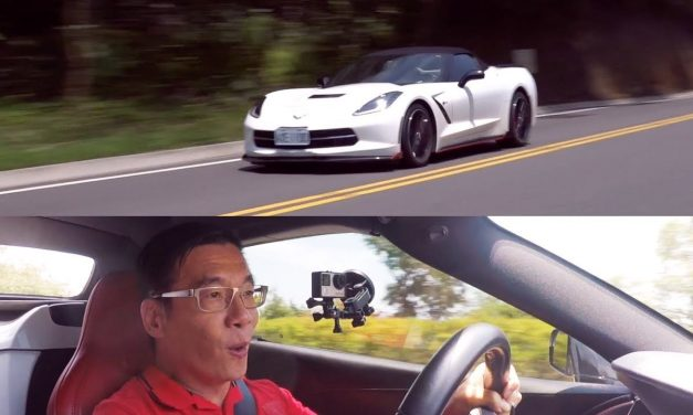 操控最好的美國跑車 Chevrolet Corvette C7 試駕