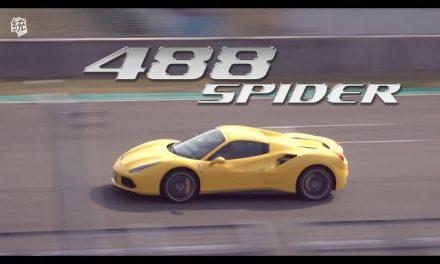 最優年度性能引擎 Ferrari 488 GTB 賽道試駕
