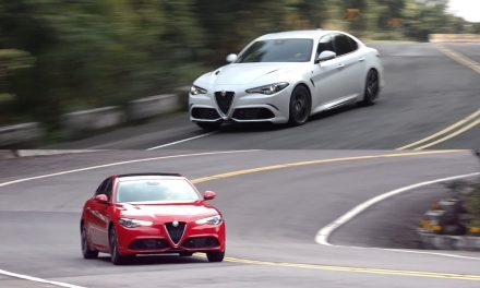 【統哥x沅仔】義式操控極品 Alfa Giulia QV & Alfa Giulia Veloce Q4 試駕