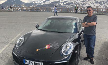 駕馭與美境雙重享受,阿爾卑斯山跑車浪漫旅