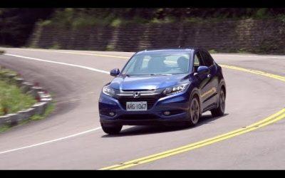 CUV銷售一哥 2018 HONDA HR-V 試駕(操控篇)
