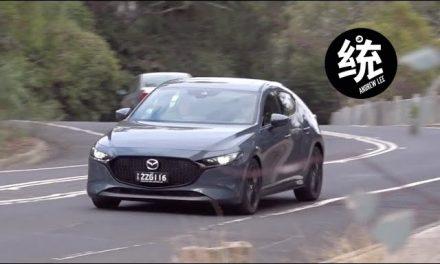 全新大改款 2019 Mazda 3 澳洲試駕