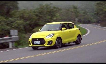 高性能雨燕 2018 Suzuki Swift Sport 6AT 試駕