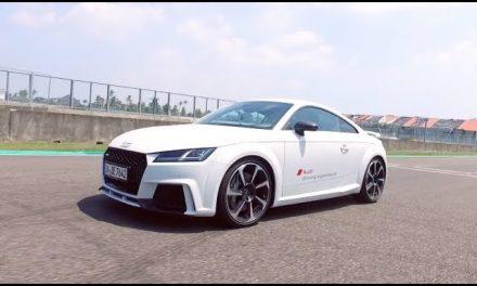 Audi TT RS 大鵬灣賽道試駕