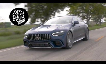 最居家的正AMG跑車,Mercedes-AMG GT 4-Door 美國試駕