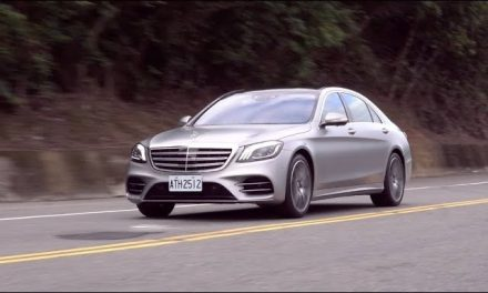 Mercedes-Benz S450 L AMG Line 操控試駕