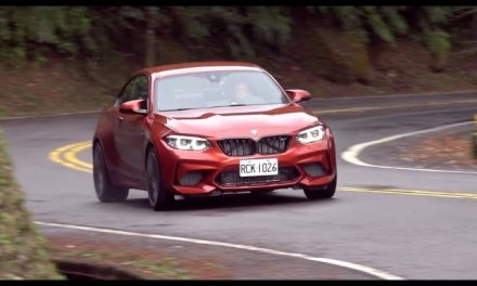 有S55引擎才是真正的 M-Power ! BMW M2 Competition 統哥試駕