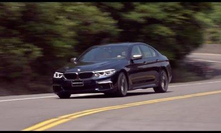 M風格的性能舒適:BMW M550i xDrive 試駕