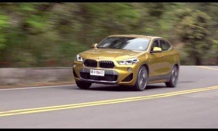 鋼砲跨界休旅 BMW X2 sDrive20i M Sport X 試駕