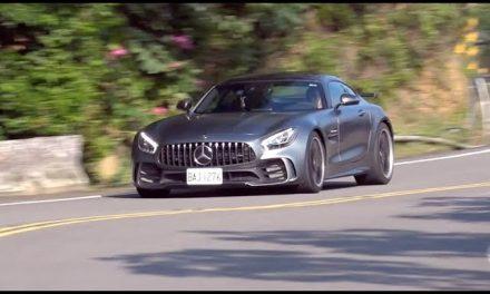 山道上汗流浹背的駕駛樂趣,AMG GTR試駕