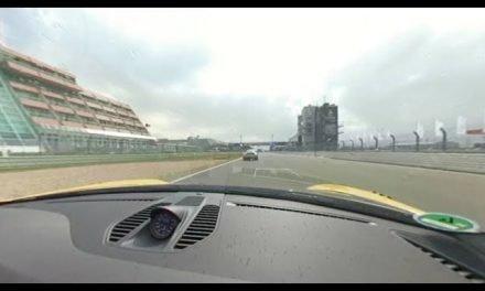 911 GT3 RS 紐柏林F1賽道360度環景