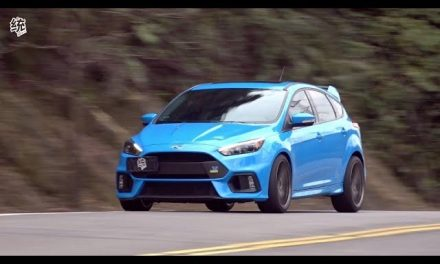 野性十足的鋼砲:Ford Focus RS 試駕