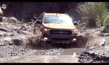 Ford Ranger 越野試駕體驗!