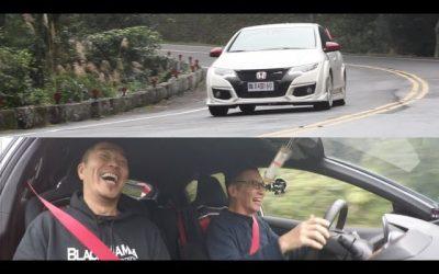 【統哥x沅仔】絕對本田魂 - Honda Civic Type-R FK2 Final Edition 試駕