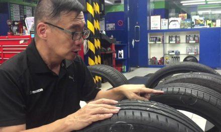輪胎知識 – 實際應用篇(胎壓)