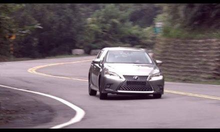 藏著運動化的骨骼:小改款 Lexus CT200h 試駕