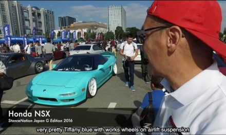 東京 台場 StanceNation Japan 2016 [ENG SUB]