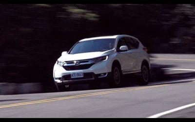 如何開好SUV & CR-V5+Michelin Latitude Sport 3 試駕