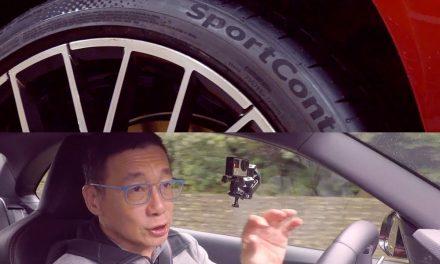 為M2換雙跑鞋試試,Continental SportContact SC6 高性能胎試駕