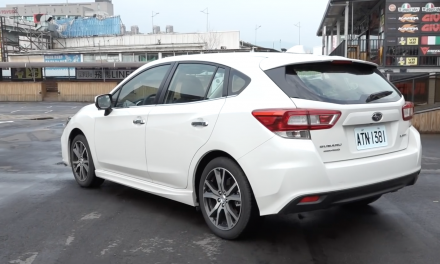 同級空間、安全、4WD兼具:2017 Subaru Impreza試駕