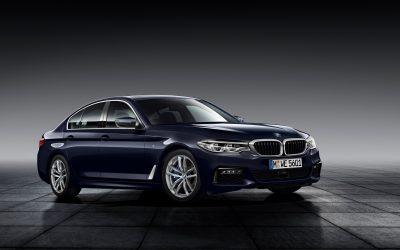 全新BMW 5系列榮獲英、德國際雙料大獎肯定