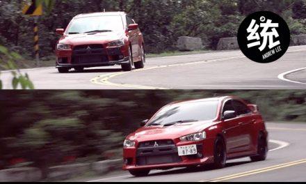 末代EVO:Mitsubishi Lancer Evo 10 街道&賽道設定試駕