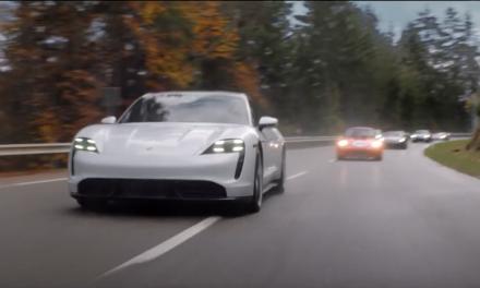 """Porsche 2020超級盃廣告 """"The Heist"""""""