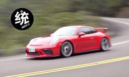 出神入化般的後置引擎後輪驅動調校 Porsche 991.2 GT3 試駕