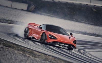 輕量化車體乘載極致動力的迷人組合 McLaren 765LT卓然現世