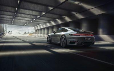 絕對性能標竿:全新保時捷992世代911 Turbo S