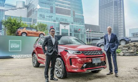 探索 為世界解鎖 LAND ROVER NEW DISCOVERY SPORT 全新改款發表