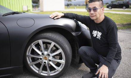 固特異 Goodyear Eagle F1 Super Sport輪胎 X Porsche 718 Cayman 實測心得