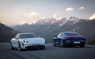 Porsche Taycan榮獲世界年度風雲車雙料桂冠
