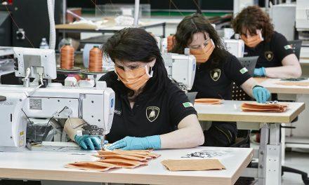 Lamborghini運用超跑產線,生產醫用外科口罩及醫用防護面罩 以行動抵禦新型冠狀病毒肺炎