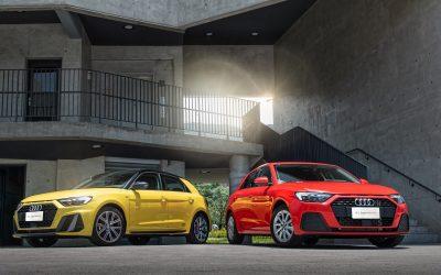 The new Audi A1 Sportback 個性上市