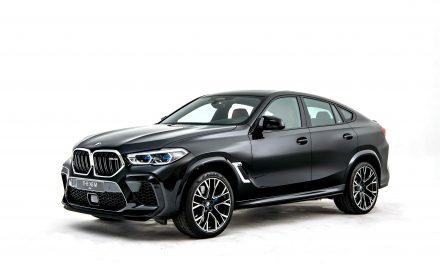 完美結合性能與實用的最速猛獸 BMW X6 M 豪華運動跑旅