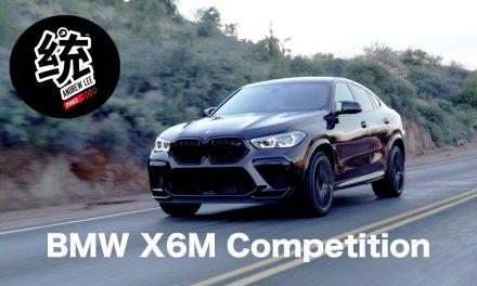 沒有後輪轉向操控一樣犀利,BMW X6M Competition試駕