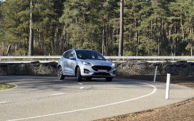 The All-New Ford Kuga驗證台灣製造 遠赴Ford歐洲「Lommel車輛研究測試中心」進行嚴苛測試 達成與全球Ford標準一致之優異造車品質與操控設定