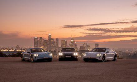 台灣保時捷正式公佈Porsche Taycan預售價