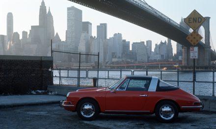 回顧Porsche Targa歷史