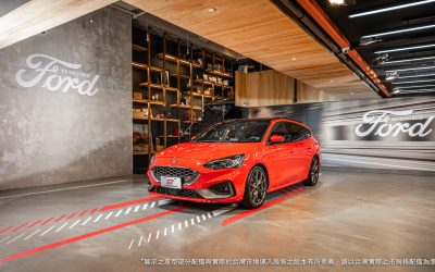 Ford Focus陣容添德國原裝高性能旅行車New Ford Focus ST Wagon