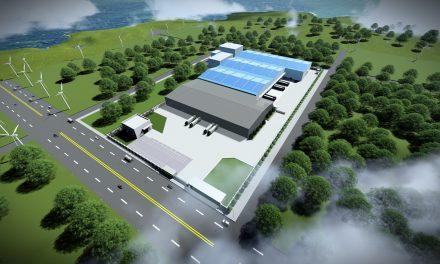 擴大在台投資 Mercedes-Benz 原廠零件物流中心正式動工