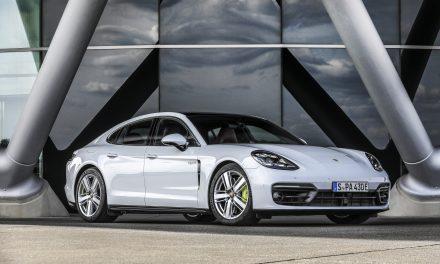 Panamera擁有全新油電混合動力車型及同級最佳性能