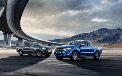正宗美式皮卡New Ford Ranger職人型/全能型21年式全新到港