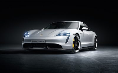 Porsche Taycan冷知識 I  不同凡響的設計細節
