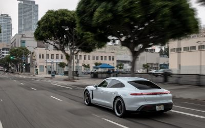 Porsche Taycan 冷知識 II  黑科技與愛地球   符合環境永續且出類拔萃的技術細節
