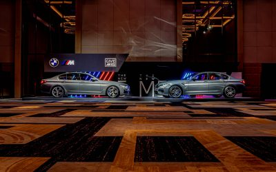 GIVE M5. 全新BMW M5與M550i  強勢重磅登場