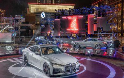 THE 4  誰與爭鋒 全新世代BMW 4系列雙門跑車 高調登場