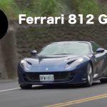 真正法拉利敞篷V12傳承,Ferrari 812 GTS